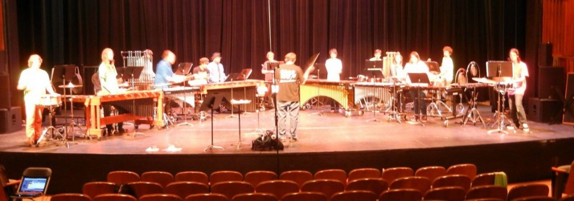 HSU Percussion Ensemble