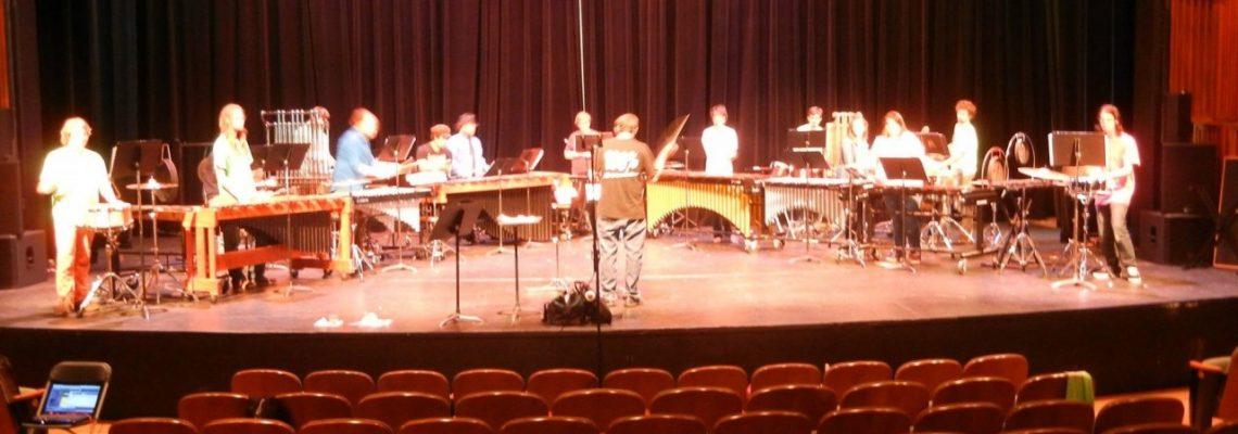 HSU Percussion Ensemble